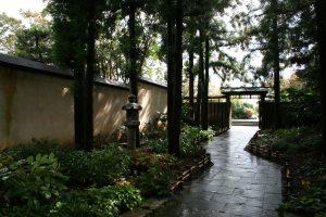National Bonsai & Penjing Museum Entrance